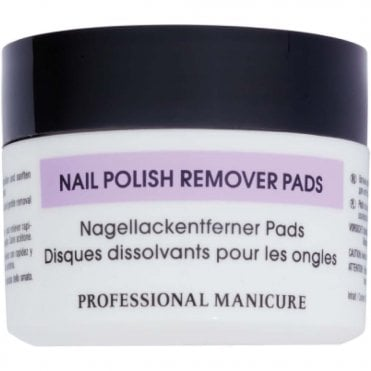 Professional Manicure - Nail Polish Remover Pads