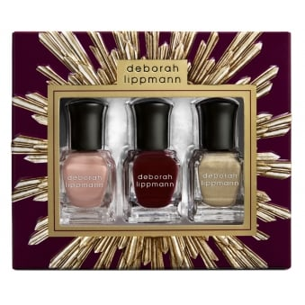Professional Mini Gel Lab Pro Colour Nail Lacquer Set - Family Jewels (x3 8ml)