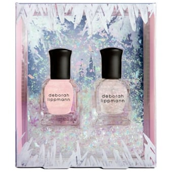 Professional Mini Nail Lacquer Set - Ice Princess (x2 8ml)