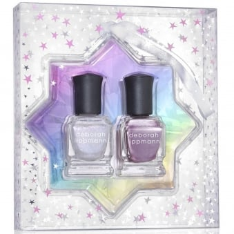 Professional Mini Nail Lacquer Set - Shining Star (x2 8ml)