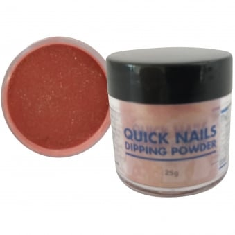 Professional Quick Nails Dipping Powder - Red Rose 25g (2001052)