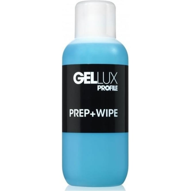 Gellux Profile Luxury Professional Gel Nail Treatment Soak Off - Prep & Wipe 500ml (0212679)