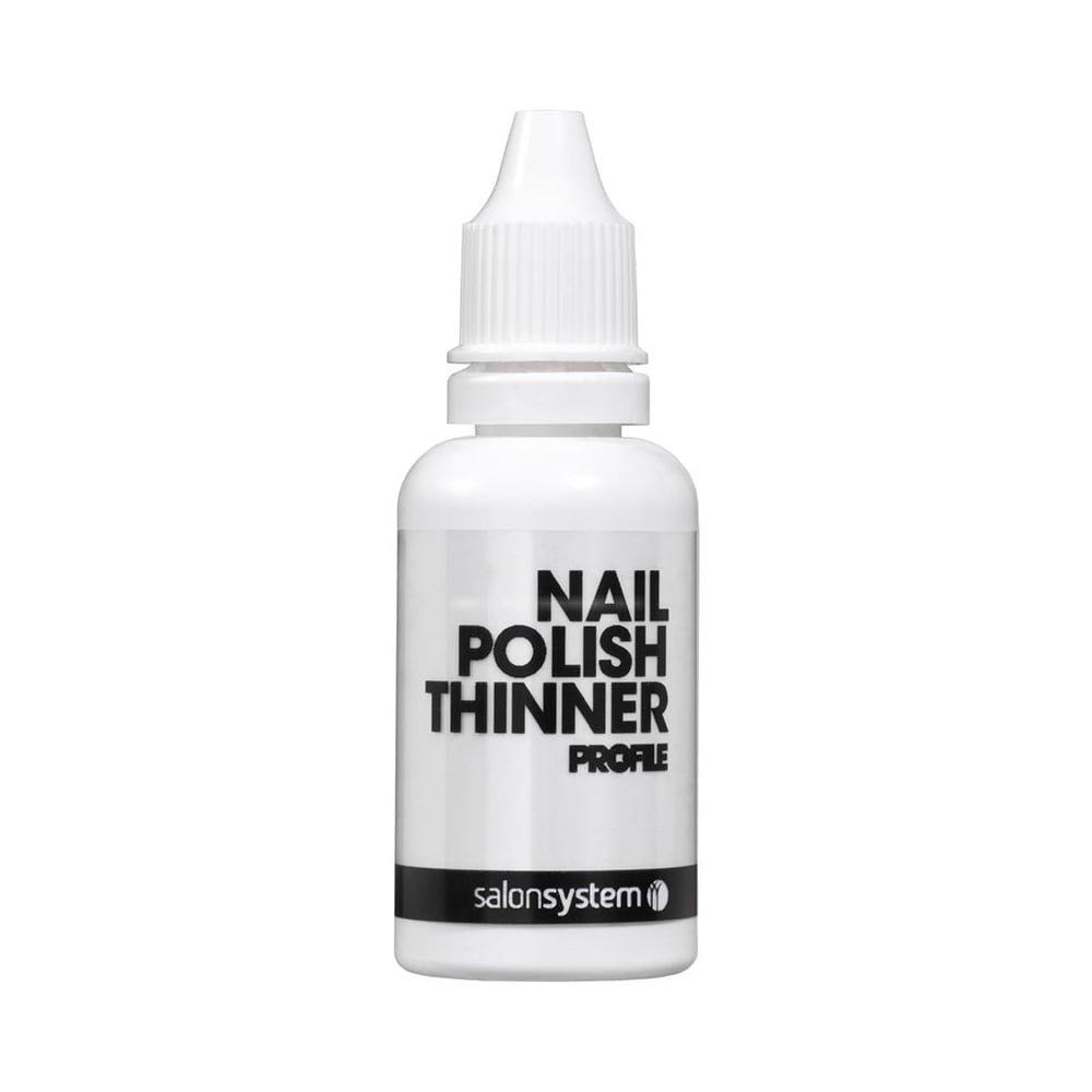 Gellux Profile Professional Nail Treatments - Nail Polish Thinner 30ml