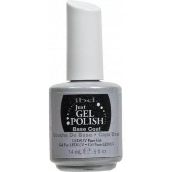 Pure LED & UV Just Gel Polish - Base Coat - 14 ml