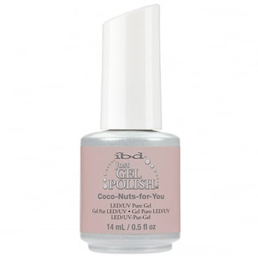 Pure LED & UV Just Gel Polish - Coco Nuts For You 14ml (1314053)