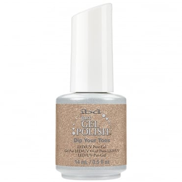 Pure LED & UV Just Gel Polish - Dip Your Toes 14ml (1314054)