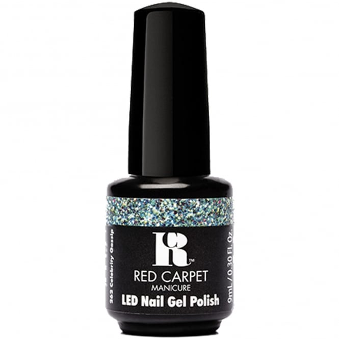 Red Carpet Manicure Gel After Party Exclusives LED Nail Polish Collection - Celebrity Gossip 9ml (261)