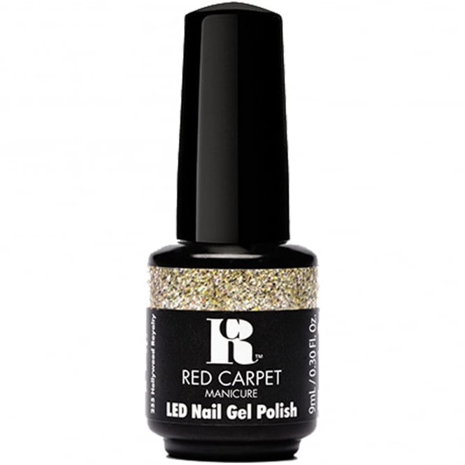 Red Carpet Manicure Gel After Party Exclusives LED Nail Polish Collection - Hollywood Royalty 9ml (255)