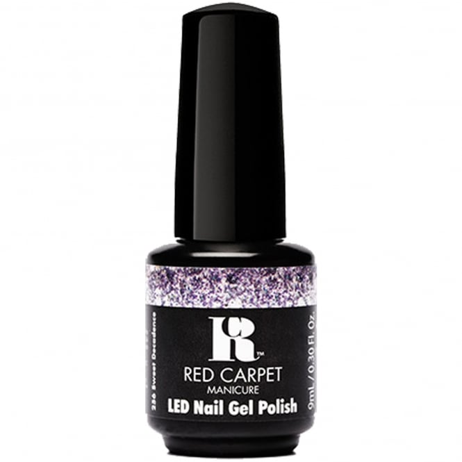 Red Carpet Manicure Gel After Party Exclusives LED Nail Polish Collection - Sweet Decadence 9ml (256)