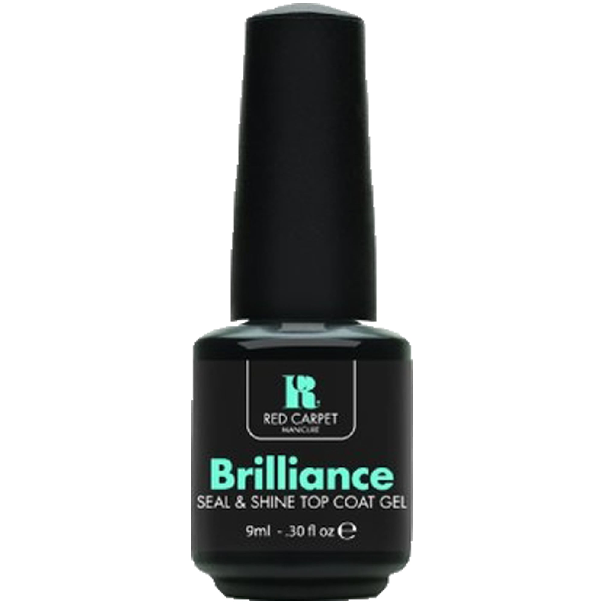red carpet brilliance seal shine top coat gel 9ml quality nails. Black Bedroom Furniture Sets. Home Design Ideas