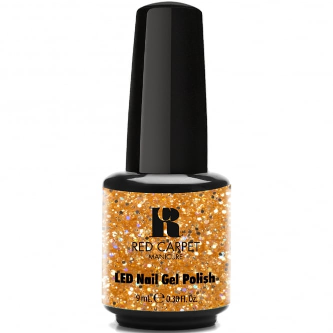 Red Carpet Manicure Gel Embellish Me LED Nail Polish Collection - Adorn Me 9ml