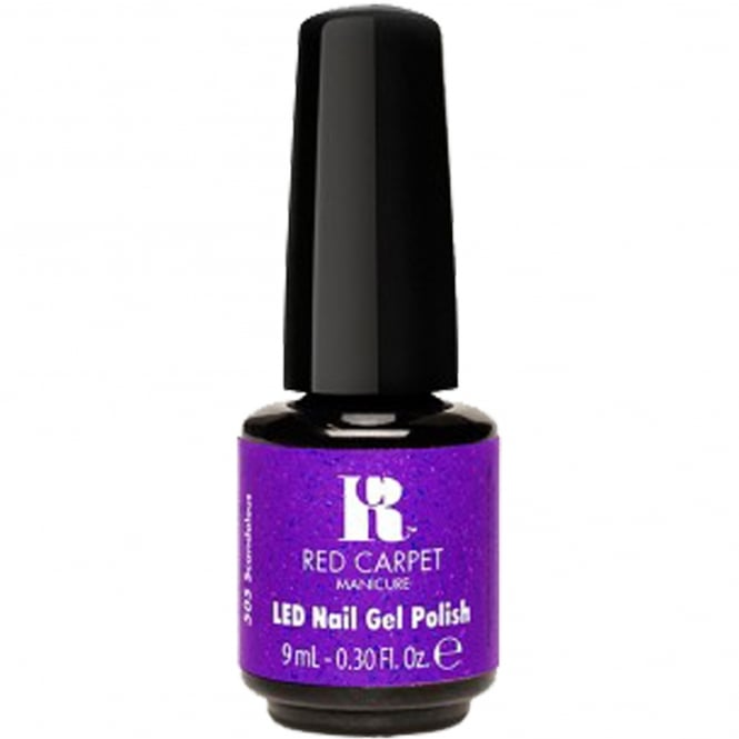 Red Carpet Manicure Gel EU LED Nail Polish Collection - Scandalous 9ml