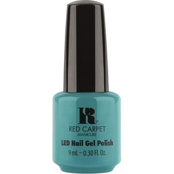 LED Escape To Paradise 2016 Gel Polish Collection - Poolside Fling (197) 9ML