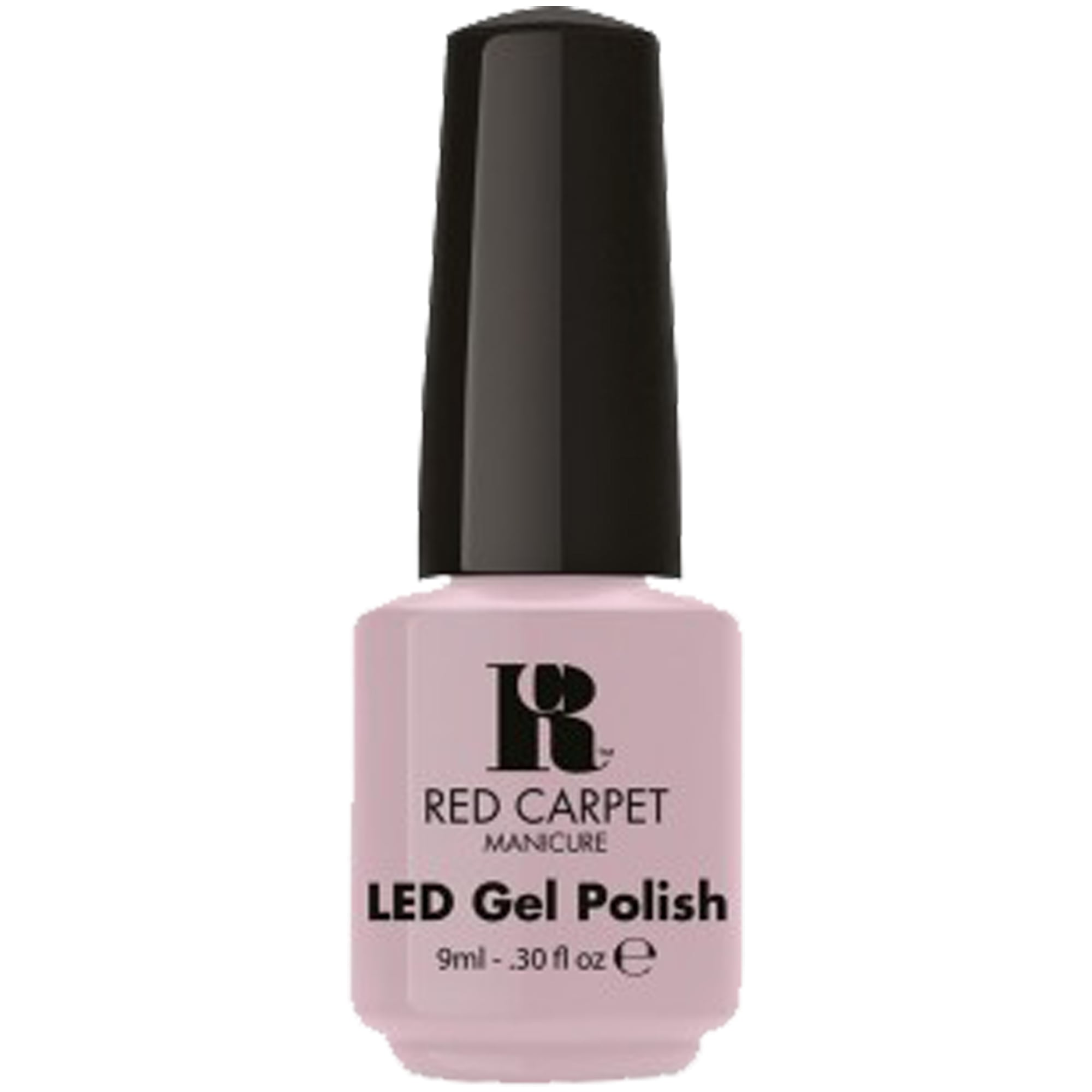 Red Carpet LED Gel Nail Polish Nervous With Anticipation