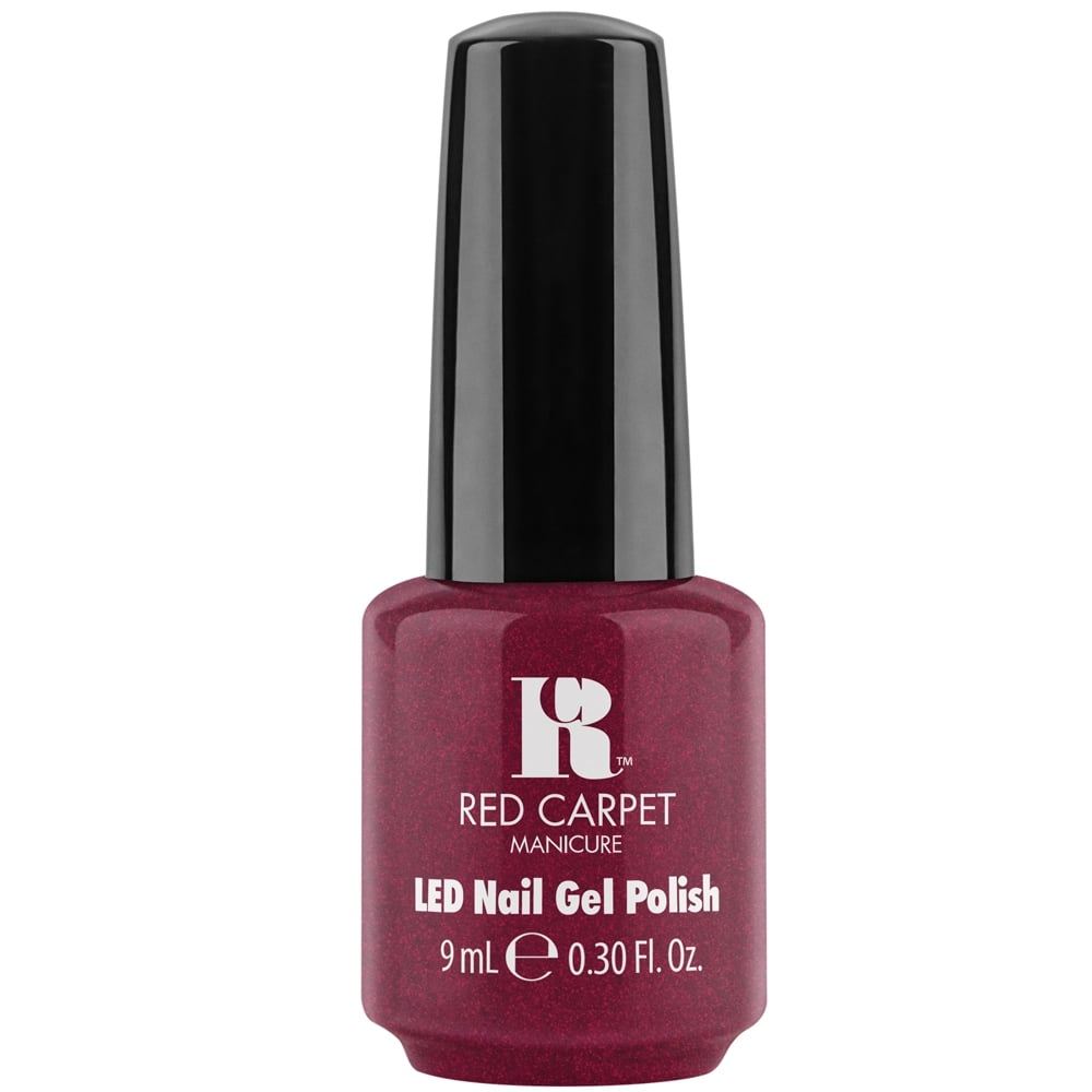 Gel Nail Polish Uk: Red Carpet LED Hello Gorgeous Spring 2016 Gel Polish Fu