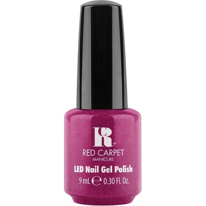 Red Carpet Manicure Gel LED Hello Gorgeous Spring 2016 Gel Polish Collection - Primpin Aint Easy (187) 9mL