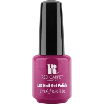 LED Hello Gorgeous Spring 2016 Gel Polish Collection - Primpin Aint Easy (187) 9mL