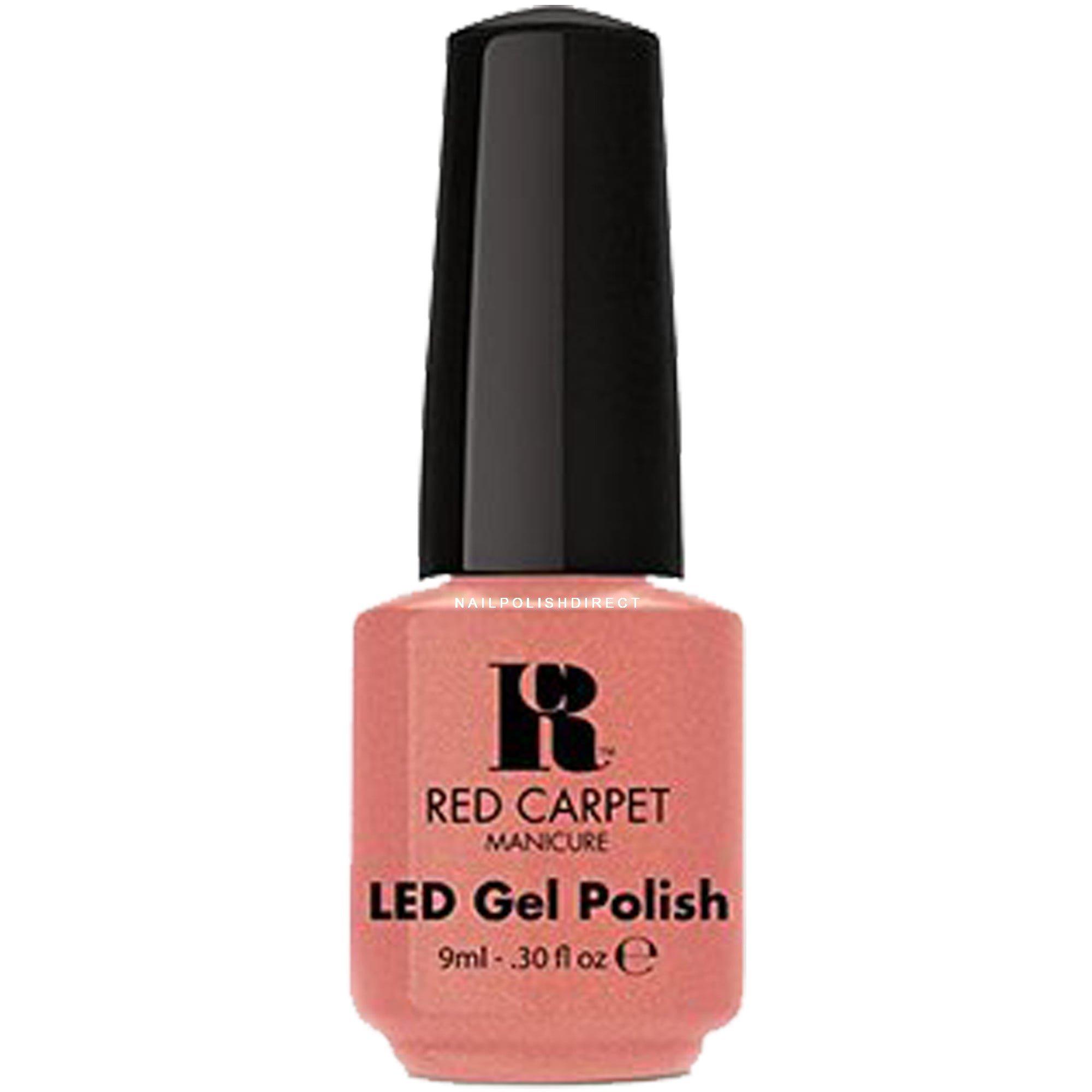 Red Carpet LED Gel Nail Polish - A Dream Come True 9ml | Professional