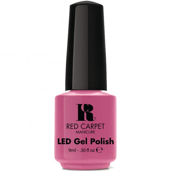 Red Carpet Manicure Gel LED Nail Polish - After Party Playful 9ml