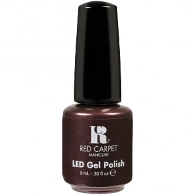 Red Carpet Manicure Gel LED Nail Polish - Best Dressed 9ml