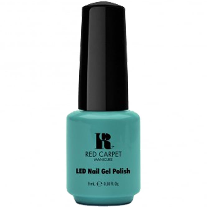 Red Carpet Manicure Gel LED Nail Polish Collection - A New York Minute 9mL