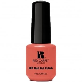 LED Nail Polish - Coral Wishes 9ml