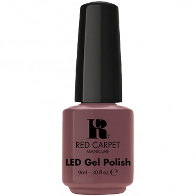 Red Carpet Manicure Gel LED Nail Polish - Envelope Please 9ml
