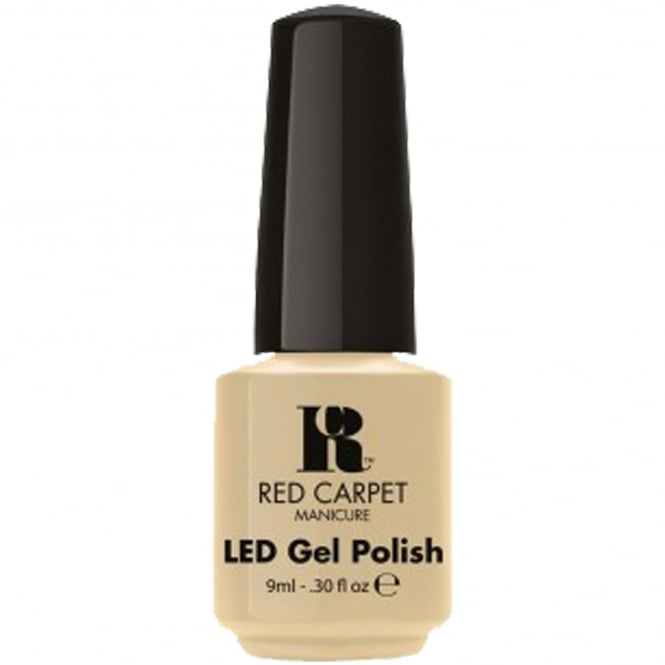 Red Carpet Manicure Gel LED Nail Polish - Fake Bake 9ml