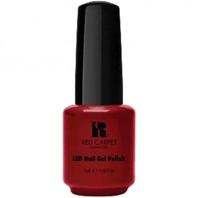 Red Carpet Manicure Gel LED Nail Polish Fall Collection - Celeb Confessions - 9 mL
