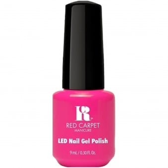LED Nail Polish - Fuchsia Dreams 9ml