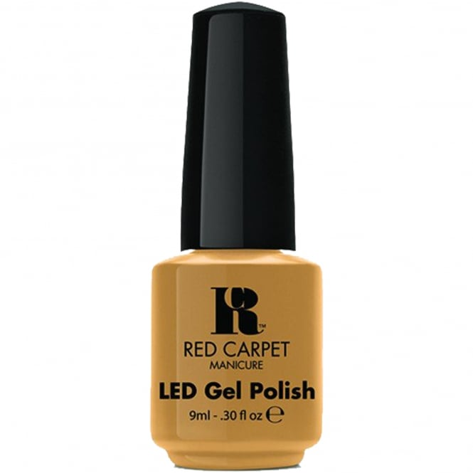 Red Carpet Manicure Gel LED Nail Polish - I Am So Honored 9ml