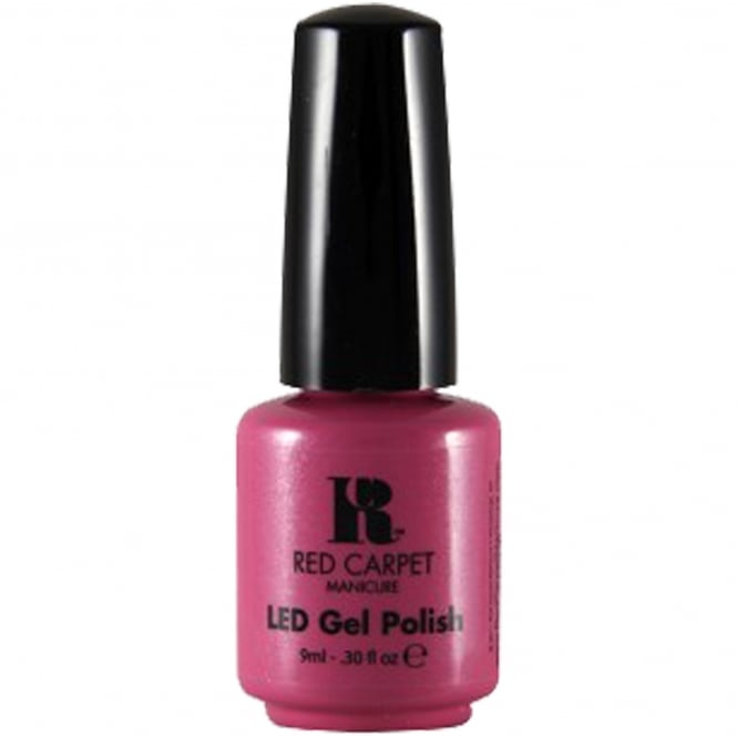 Red Carpet Manicure Gel LED Nail Polish - Leading Lady 9ml