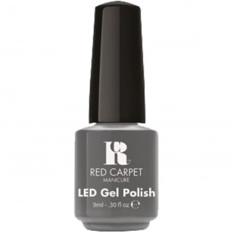 LED Nail Polish - Lighter Shade Of Grey 9ml