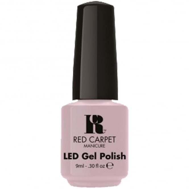 Red Carpet Manicure Gel LED Nail Polish - Nervous With Anticipation 9ml