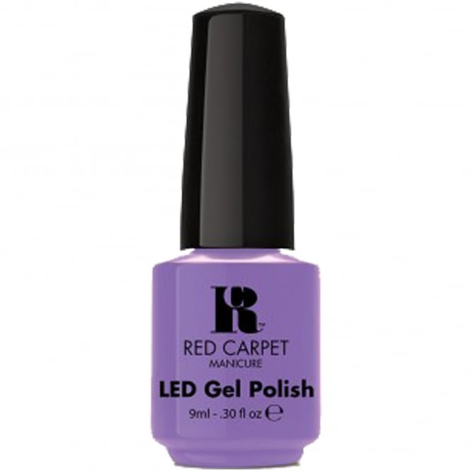 Red Carpet Manicure Gel LED Nail Polish - One of a Kind 9ml