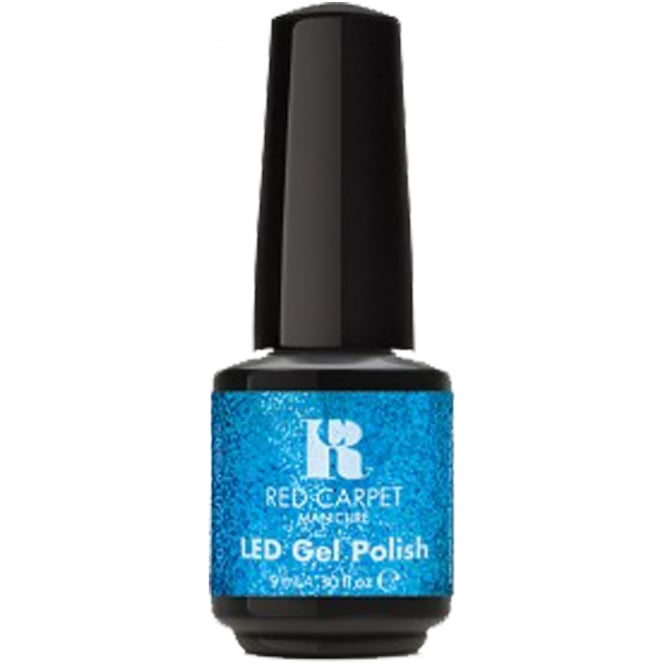 Red Carpet Manicure Gel LED Nail Polish - Shimmering Gown (508) 9ml