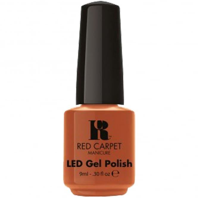 Red Carpet Manicure Gel LED Nail Polish - Style Savvy 9ml