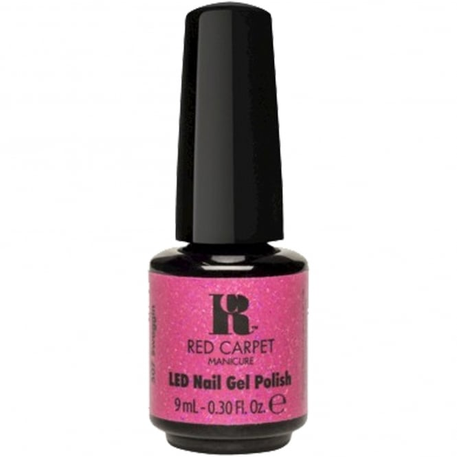 Red Carpet Manicure Gel LED Nail Polish - Swaggin 9ml