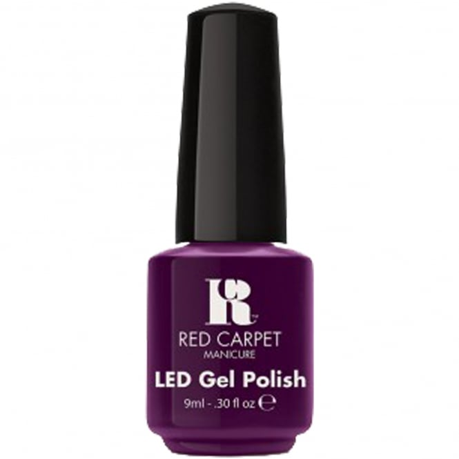 Red Carpet Manicure Gel LED Nail Polish - Thank You, Thank You 9ml