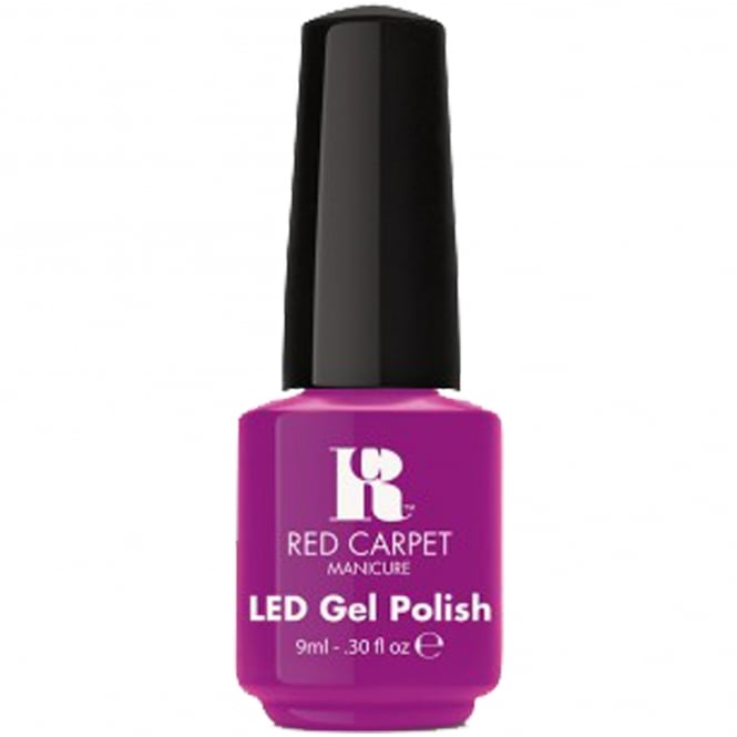 Red Carpet Manicure Gel LED Nail Polish - What A Surprise 9ml