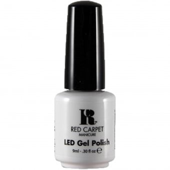 LED Nail Polish - White Hot 9ml
