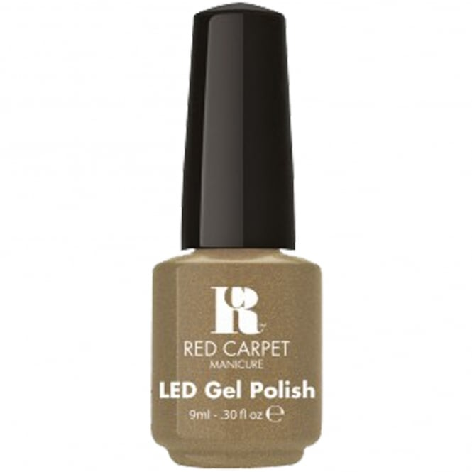 Red Carpet Manicure Gel LED Nail Polish - Wow ! 9ml