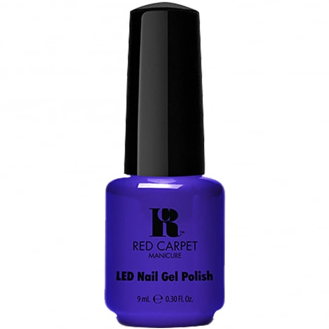 Red Carpet Manicure Gel Life's A Beach LED Nail Polish Collection - Re-Luxe A Little 9mL