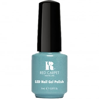 Power Of The Gem BirthStone LED Nail Polish Collection - Aquamarine 9ml (278)