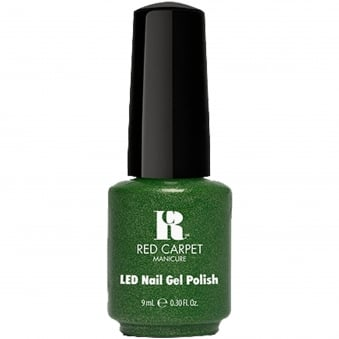 Power Of The Gem BirthStone LED Nail Polish Collection - Emerald 9ml (280)