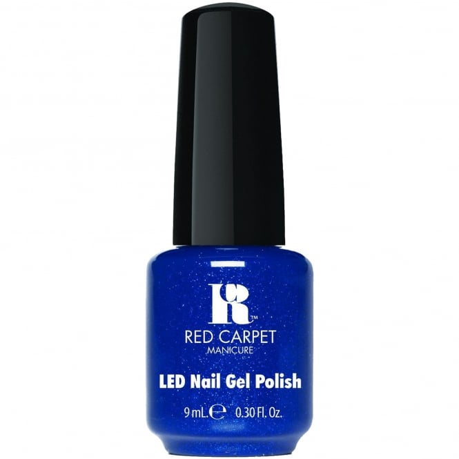 Red Carpet Manicure Gel Power Of The Gem BirthStone LED Nail Polish Collection - Sapphire 9ml (284)