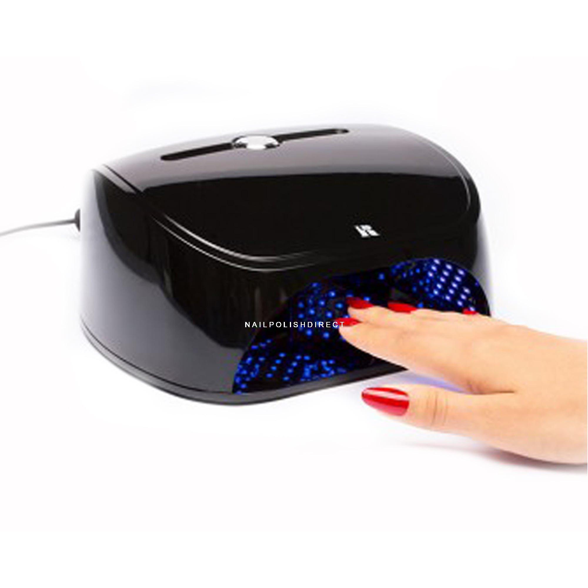 Red Carpet Manicure Salon Pro   Led Light Kit  Fingers