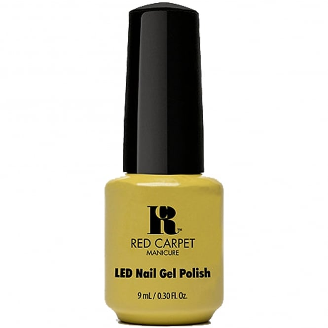 Red Carpet Manicure Gel Sweet Indulgence LED Nail Polish Collection - Pineapple Premiere 9ml