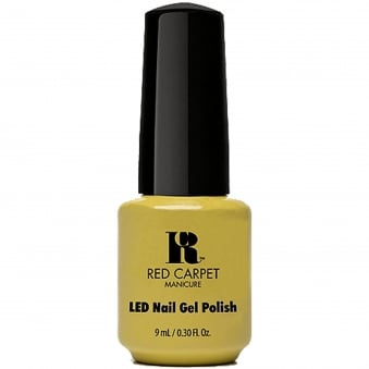 Sweet Indulgence LED Nail Polish Collection - Pineapple Premiere 9ml