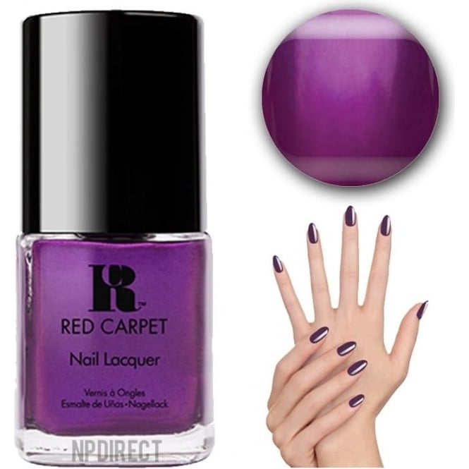 Red Carpet Nail Polish Lacquer - 9 Inch Heels - 15ml